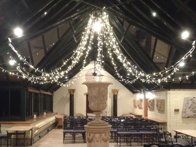Fairy Light Hire